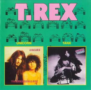 T.Rex - Unicorn / Tanx (1969/1973) {2000, 2 Albums on 1 CD}
