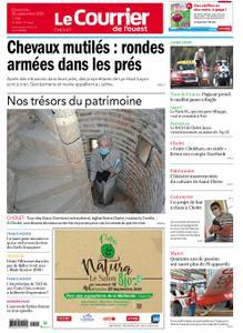 Le Courrier de l'Ouest Cholet – 20 septembre 2020