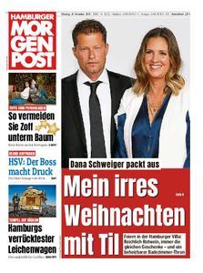 Hamburger Morgenpost – 24. Dezember 2019