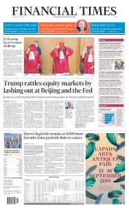 Financial Times Asia - July 31, 2019