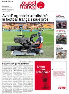 Ouest-France Édition France – 01 février 2021
