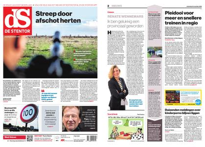 De Stentor - West-Veluwe – 13 november 2019