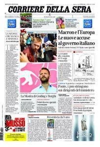 Corriere della Sera – August 30, 2018