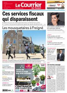Le Courrier de l'Ouest Nord Anjou – 14 septembre 2019