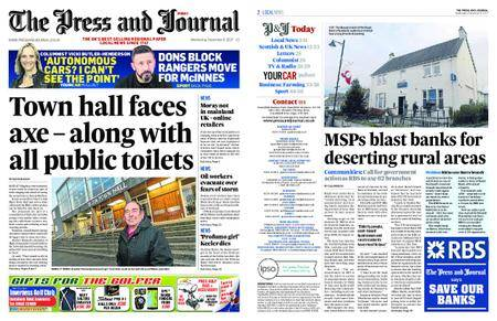 The Press and Journal Moray – December 06, 2017