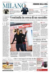 Corriere della Sera Milano – 25 novembre 2018
