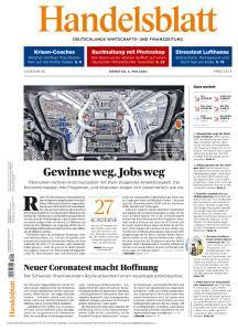 Handelsblatt - 5 Mai 2020