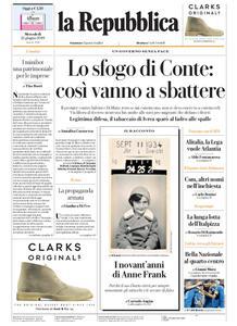 la Repubblica – 12 giugno 2019