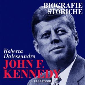 «John Fitzgerald Kennedy» by Roberta Dalessandro