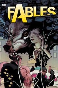 Fables. Comics book