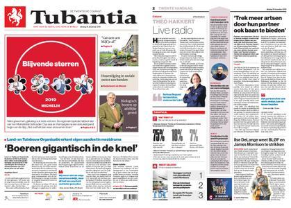 Tubantia - Enschede – 18 december 2018
