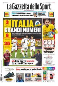 La Gazzetta dello Sport Bergamo - 1 Aprile 2021