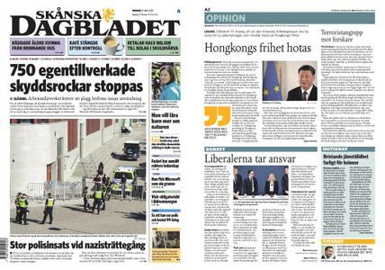 Skånska Dagbladet – 27 maj 2020