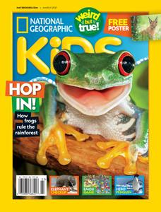 National Geographic Kids USA - March 2021