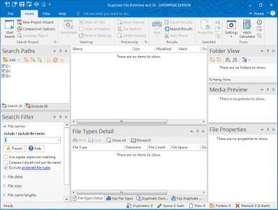 Duplicate File Detective 6.1.67 Professional / Enterprise Edition