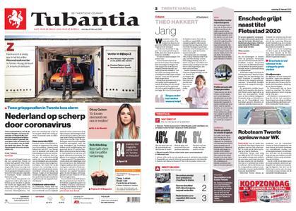 Tubantia - Enschede – 29 februari 2020