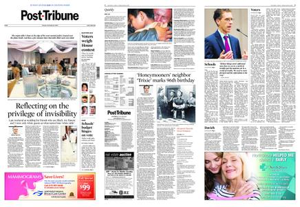 Post-Tribune – October 25, 2020