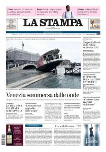 La Stampa Torino Provincia e Canavese - 14 Novembre 2019
