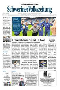 Schweriner Volkszeitung Hagenower Kreisblatt - 15. November 2017
