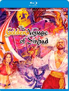 The Golden Voyage of Sinbad (1973) [REMASTERED]