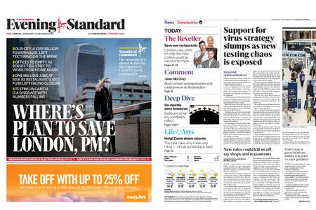 London Evening Standard – September 23, 2020