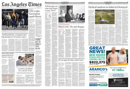 Los Angeles Times – April 28, 2021