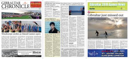Gibraltar Chronicle – 08 July 2019