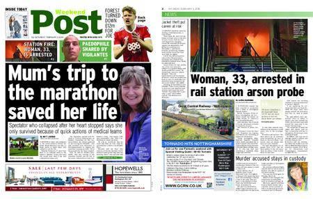 Nottingham Post – February 03, 2018