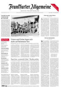 Frankfurter Allgemeine Zeitung - 29 Mai 2021
