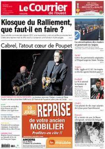 Le Courrier de l'Ouest Angers - 23 février 2018