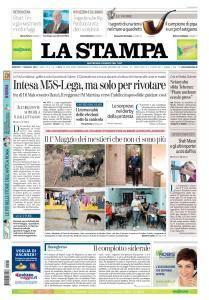 La Stampa Torino Provincia e Canavese - 1 Maggio 2018