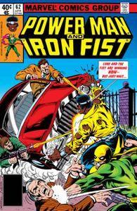 Bronze Age Baby -Power Man  Iron Fist 062 1980 Digital