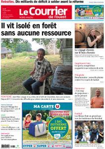 Le Courrier de l'Ouest Nord Anjou – 13 juin 2019
