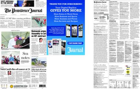 The Providence Journal – August 03, 2019