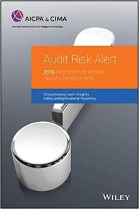Audit Risk Alert: Not-for-Profit Entities Industry Developments, 2019  vol 2