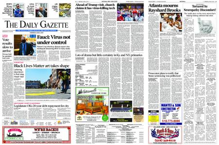 The Daily Gazette – June 24, 2020