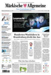 Neue Oranienburger Zeitung - 05. November 2018
