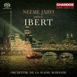 Orchestre de la Suisse Romande, Neeme Jarvi - Neeme Jarvi conducts Ibert (2016)