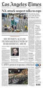 Los Angeles Times  November 02 2017