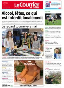Le Courrier de l'Ouest Cholet – 04 avril 2021