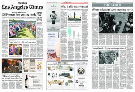 Los Angeles Times – November 04, 2018