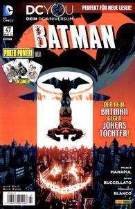 Batman 47 Panini 05 04 2016