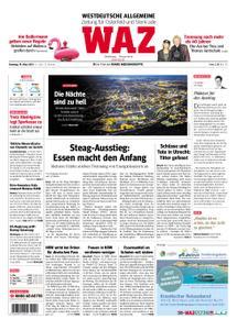 WAZ Westdeutsche Allgemeine Zeitung Oberhausen-Sterkrade - 19. März 2019
