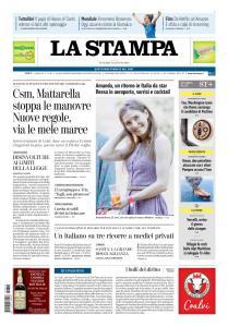 La Stampa Imperia e Sanremo - 14 Giugno 2019