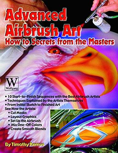 Advanced Airbrush Art