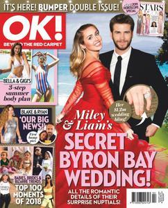 OK! Magazine Australia - December 31, 2018