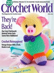 Crochet World - April 2016
