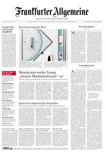 Frankfurter Allgemeine Zeitung - 5 Januar 2021