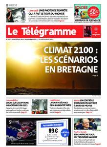 Le Télégramme Brest – 06 février 2021