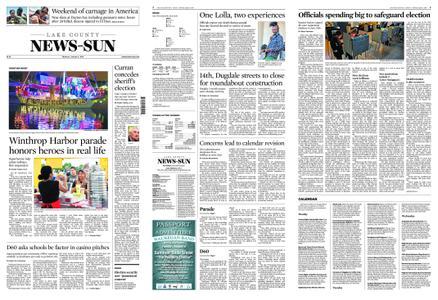 Lake County News-Sun – August 05, 2019